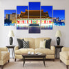 Taipei National theater and concert hall multi panel canvas wall art