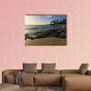Poipu Beach Park on the Hawaiian Island of Kauai multi panel canvas wall art