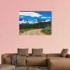 Taken along the Saw tooth Scenic Byway in Idaho Multi panel canvas wall art