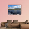 Scenery of west Maui near Lahaina, Hawaii Multi panel canvas wall art