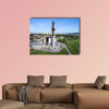 Sanctuary of Divine Mercy, church Poland multi panel canvas wall art