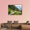 Ha Giang is located in the far north of the country, multi panel canvas wall art