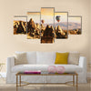 Cappadocia in Turkey, multi panel canvas wall art