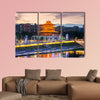 Xiaoyao Tower in Guilin, China multi panel canvas wall art