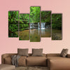 Gauchach Gorge, Black Forest, Germany multi panel canvas wall art