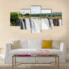 Amazing view of the Victoria Falls, Zambezi River, Zimbabwe and Zambia Multi panel canvas wall art