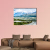 White pass mountains in british Columbia Multi panel canvas wall art