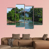 Yangshuo Fu Li bridge landscape scenery view multi panel canvas wall art