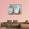 Walls of Quebec City, Canada multi panel canvas wall art