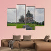 Kizhi Pogost is a historical site multi panel canvas wall art