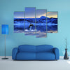 The killer Whale multi panel canvas wall art