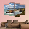 Coastal Scenery at Water Mouth Bay, near Ilfracombe canvas wall art