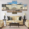 Office of the President of the Republic of Finland in Helsinki Multi panel canvas wall art