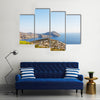 A beautiful Sea Coast In Turkey Is Adding Worth To The Canvas, Multi Panel Canvas Wall Art