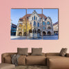 City hall building at the market square of Hildesheim, Germany wall art