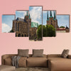 The Erfurt Cathedral in a beautiful summer day, Germany wall art