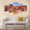 Beautiful Nature of the Socotra Island Yemen Multi panel canvas wall art