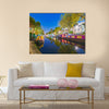 A Beautiful View Of The Little Venice In United Kingdom, Multi Panel Canvas Wall Art
