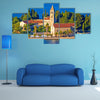Island Of Vis Church Dalmatia Archipelago Of Croatia Multi Panel Canvas Wall Art