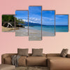 Beautiful Travel photography - seascape in Chuspa beach (Vargas, Venezuela), Multi Panel Canvas Wall Art
