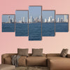 Skyline of the city of Cartagena, Colombia, South America multi panel canvas wall art