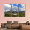 Landscape along Dempster Highway near Tombstone Territorial Park wall art