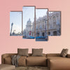 View of Prado Street near the Central Park in Havana, Cuba multi panel canvas wall art