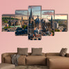 Aachen, Germany multi panel canvas wall art