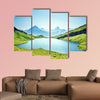 Schreckhorn and Wetterhorn from Bachalpsee Lake, Switzerland, wall art