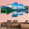 Shenzhen litchi Park Multi panel canvas wall art