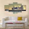 Amazing view of Kalmar castle in evening light Sweden wall art
