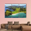 Waewaetorea Island - Aerial, Bay of Islands, Northland, New Zealand wall art