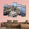 Koblenz City Germany historic monument German Corner wall art
