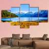 Pitt Lake with the Snow Capped Peaks of the Golden Ears, Tingle wall art