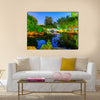 Peace Memorial Park In Taipie Multi Panel Canvas Wall Art Set