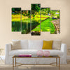 The Mesmerizing Public Park At Samoeng District, Thailand Multi Panel Canvas Wall Art Set