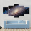 The Great Andromeda Galaxy Multi Panel Canvas Wall Art