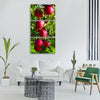 apple apple tree fruit red fresh Vertical Canvas Wall Art