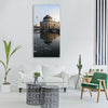 berlin alexander museum island Vertical Canvas Wall Art