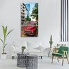 car classic volvo classic cars Vertical Canvas Wall Art