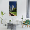 denver colorado capitol building Vertical Canvas Wall Art
