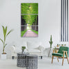 friesland holland oranjewoud Vertical Canvas Wall Art