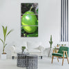 fruit calabash tree villavicencio Vertical Canvas Wall Art