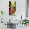 pear fruit garden fruits ripe Vertical Canvas Wall Art