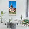 seligenstadt hesse germany basilica Vertical Canvas Wall Art