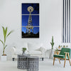 space needle seattle space needle Vertical Canvas Wall Art