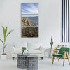 venezuela sky clouds landscape Vertical Canvas Wall Art