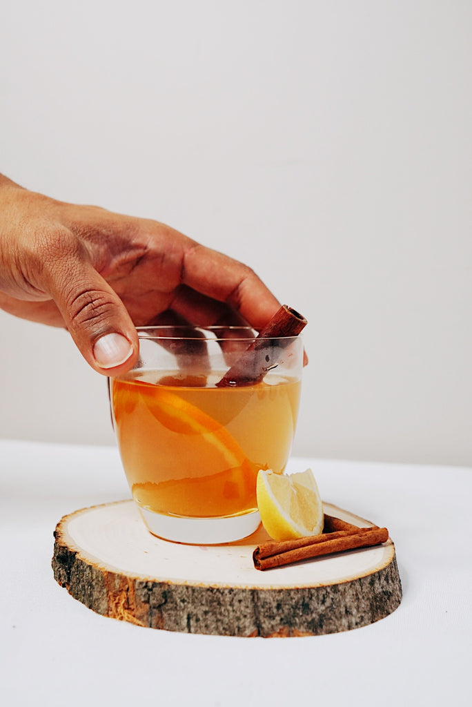 Naughty and nice nectar toddy