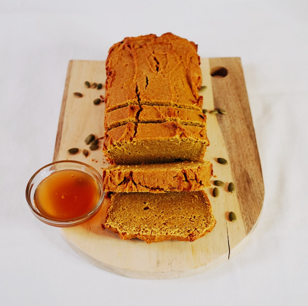 Best Gluten-Free Pumpkin Bread