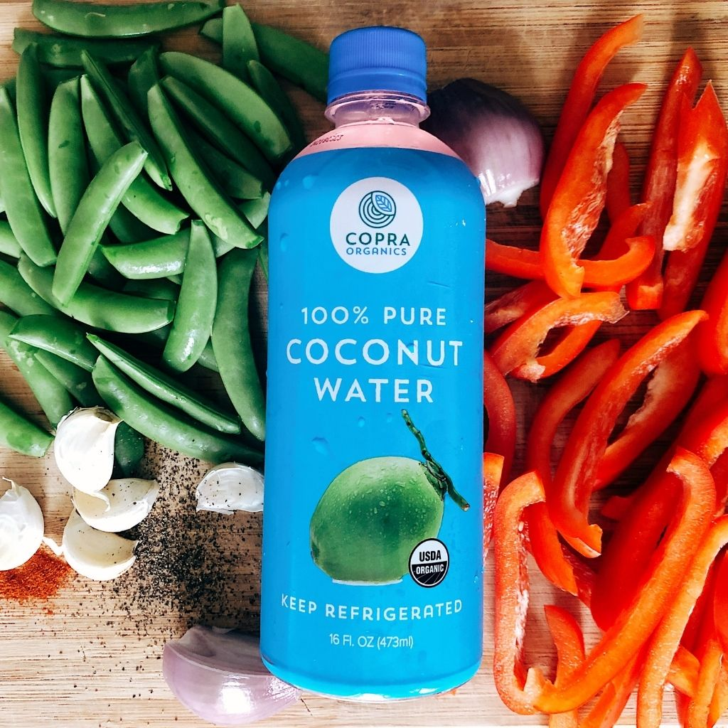 16oz Frozen Young Coconut Water - Pack of 6